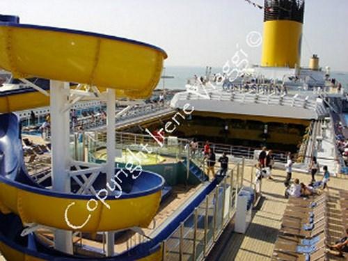 Crociera-Costa Serena - 2007