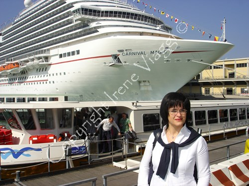 Crociera-Carnival Magic - 2011