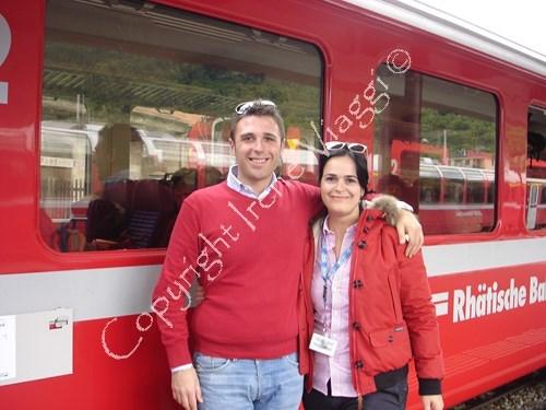 Italia-Trenino Rosso del Bernina - 2013
