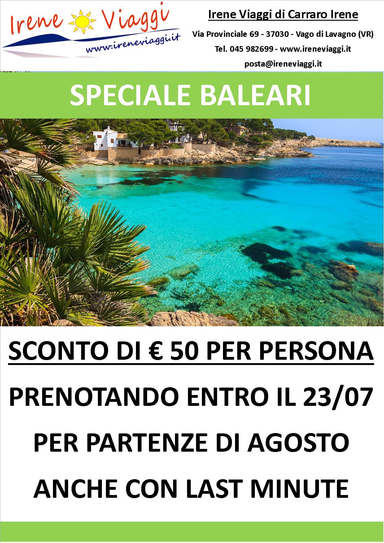Speciale Baleari
