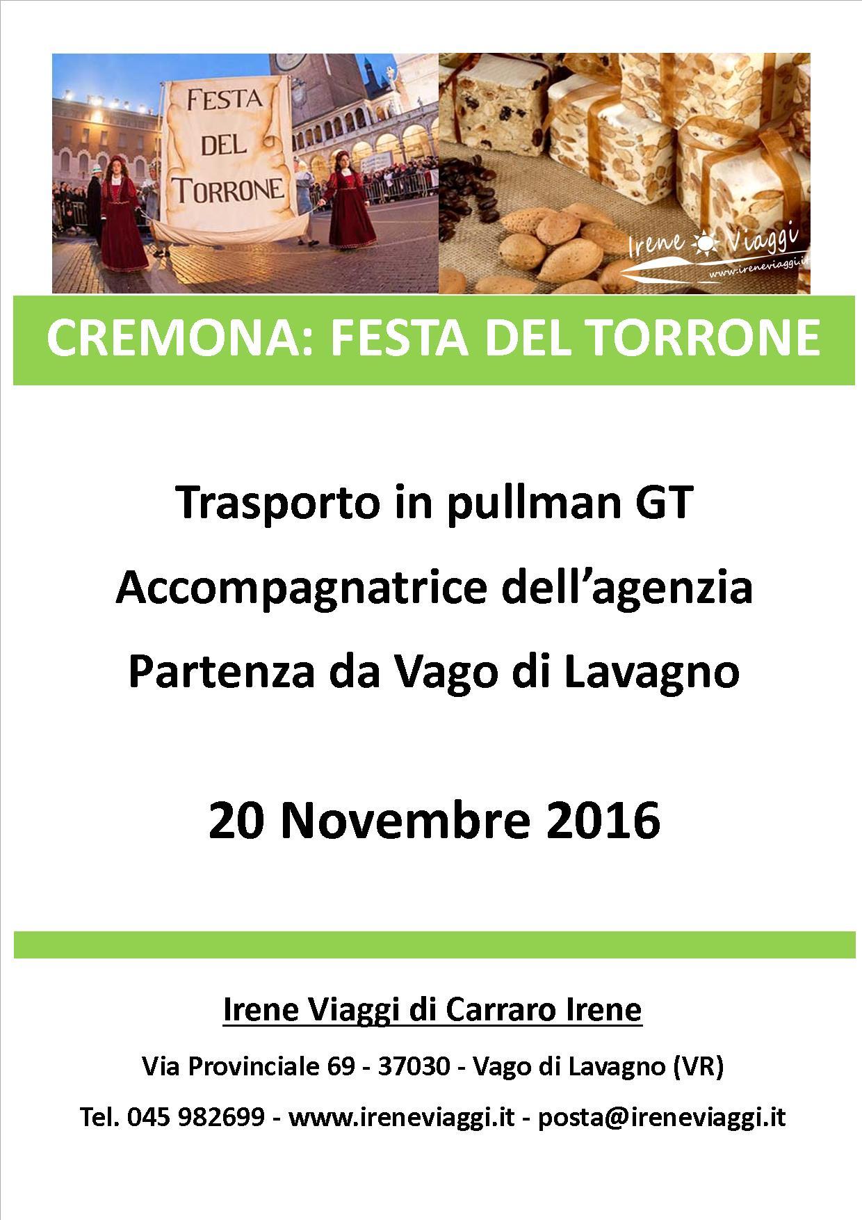 Cremona: Festa del Torrone e Rievocazione Storica