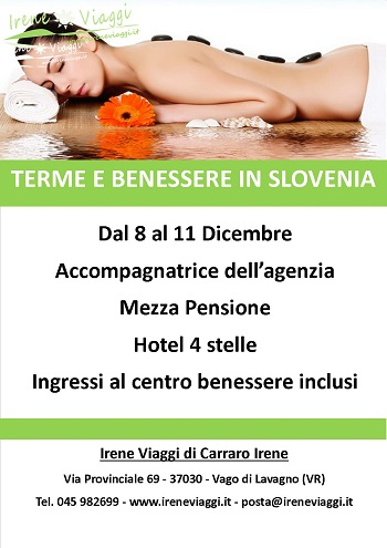Terme e Benessere in Slovenia