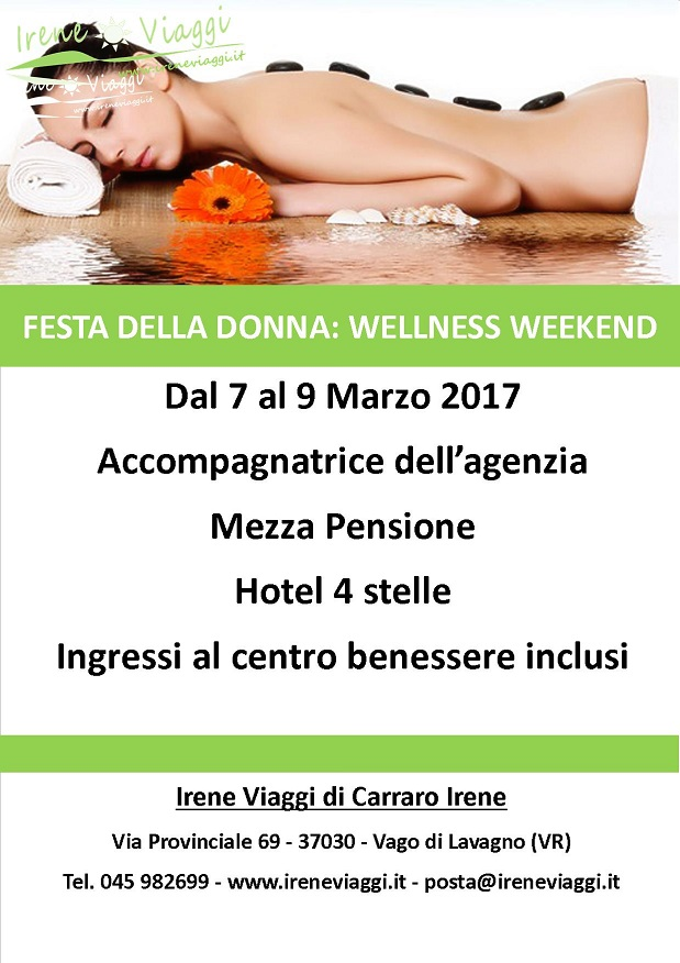 Festa della Donna: Wellness Weekend