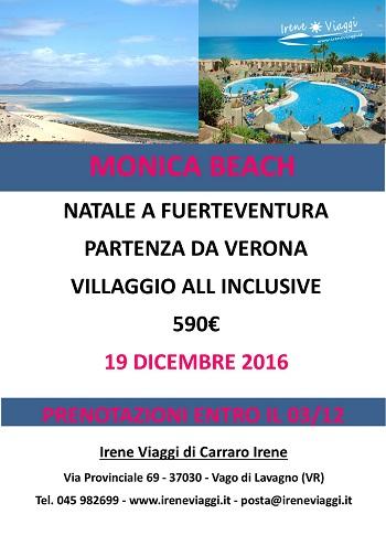 Natale a Fuerteventura - Costa Calma