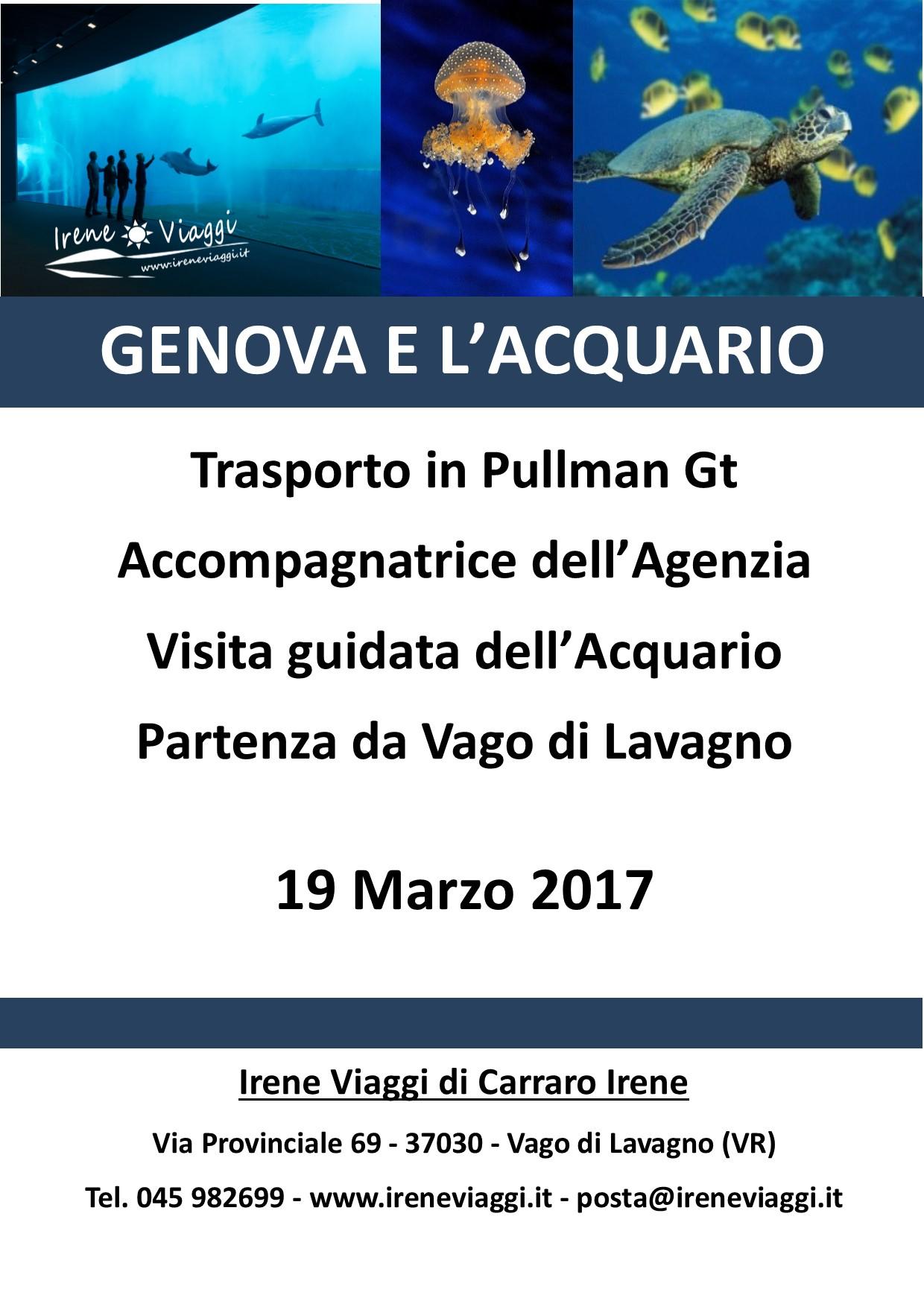 Genova e l Acquario
