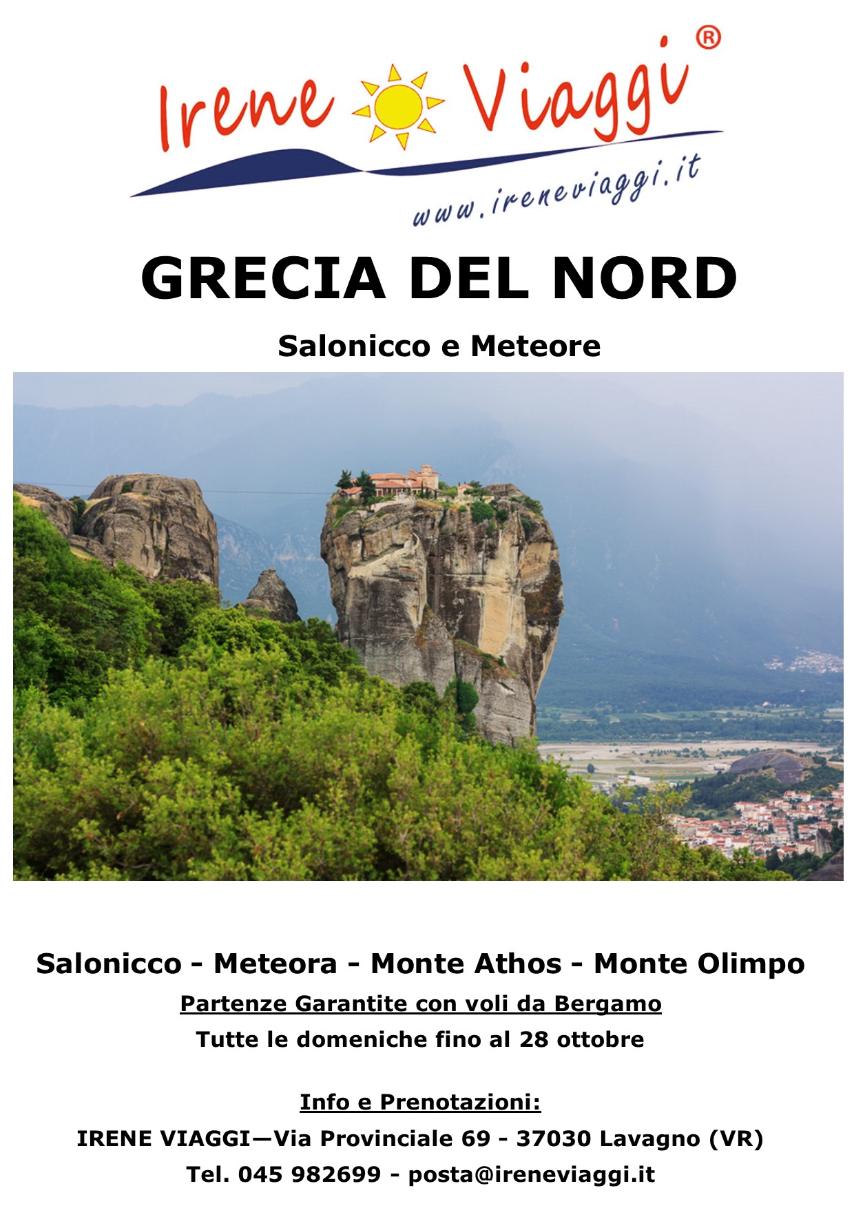 Tour Tesori della Grecia del Nord