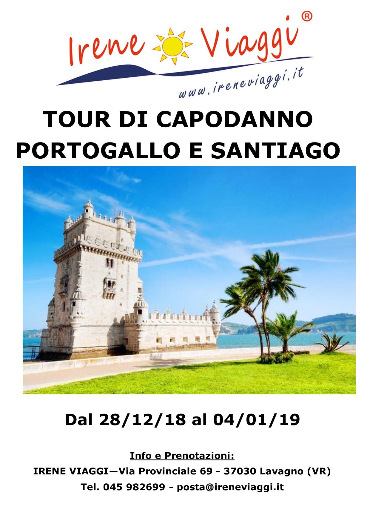 Capodanno in Portogallo