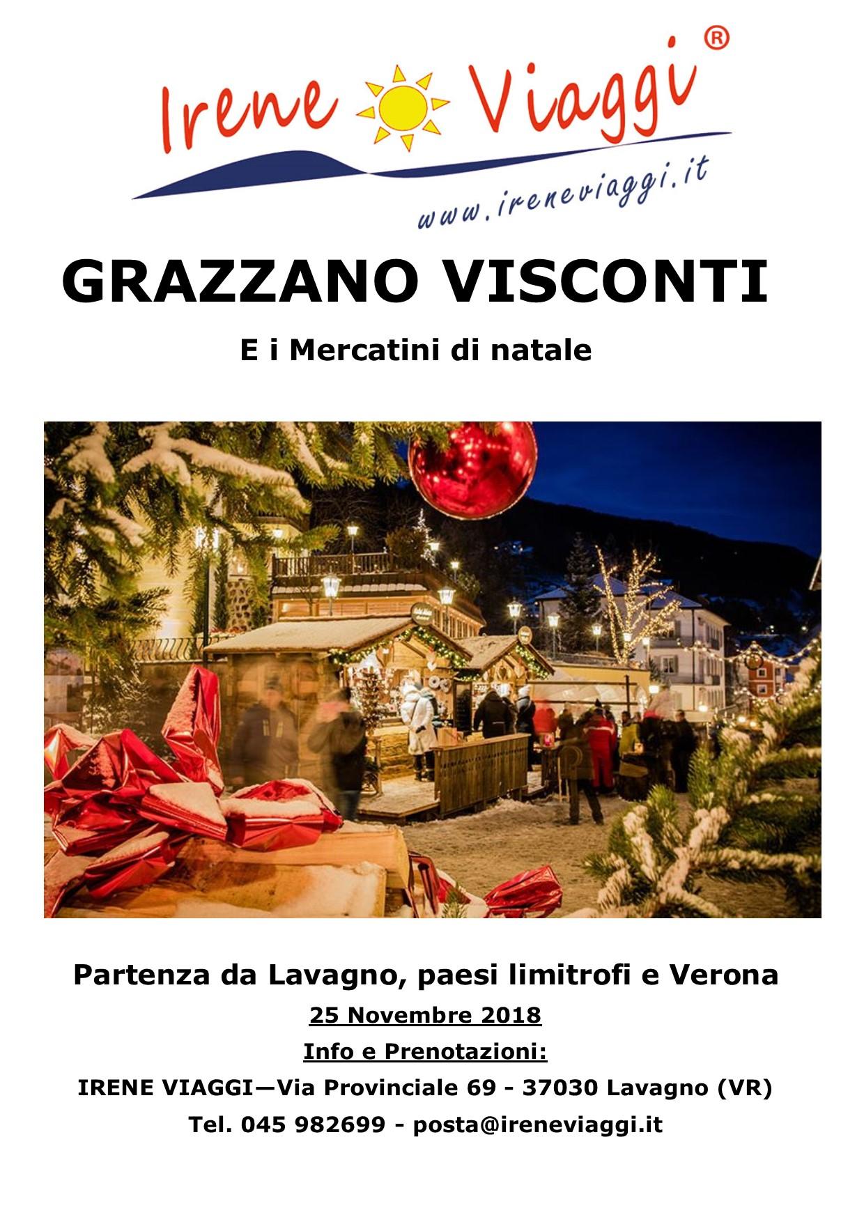 Natale a Grazzano Visconti