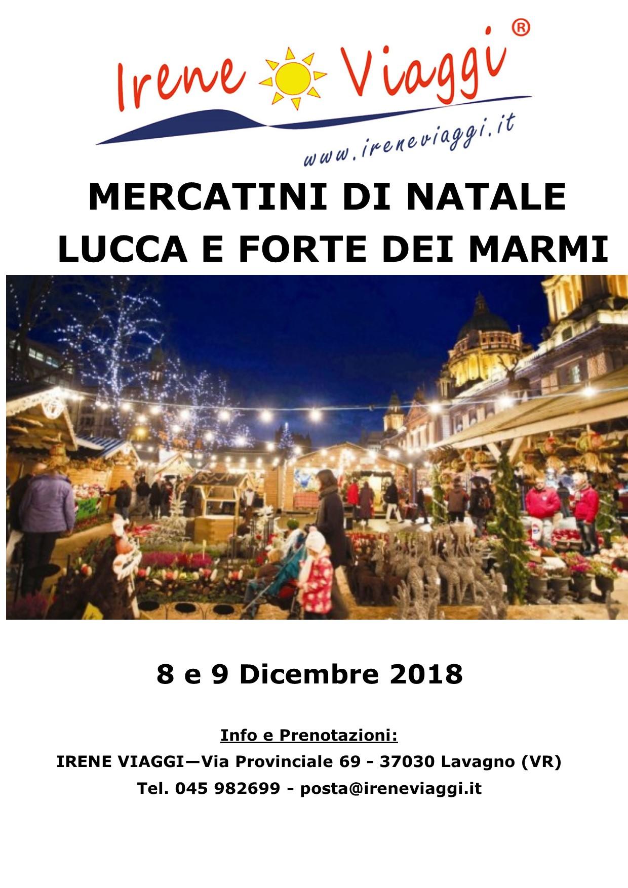 Lucca e Forte dei Marmi