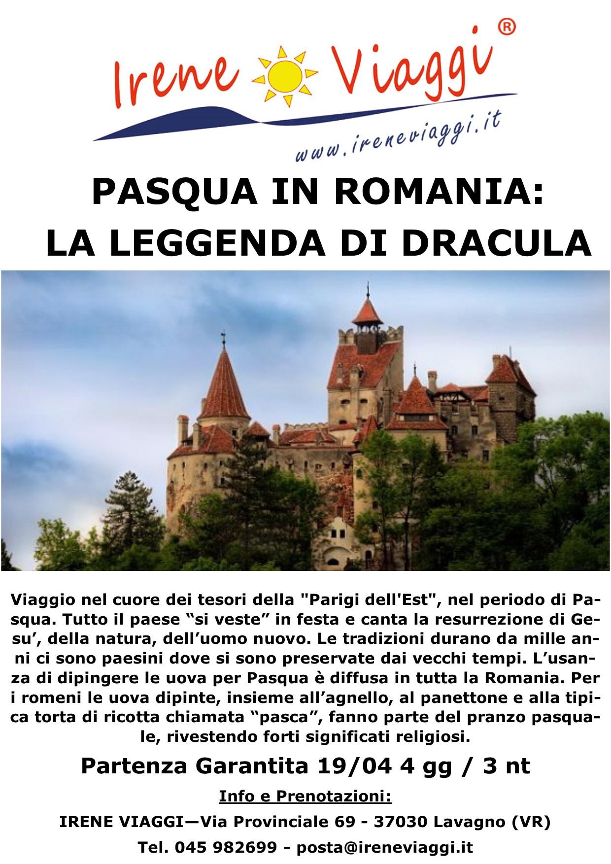 La leggenda di Dracula