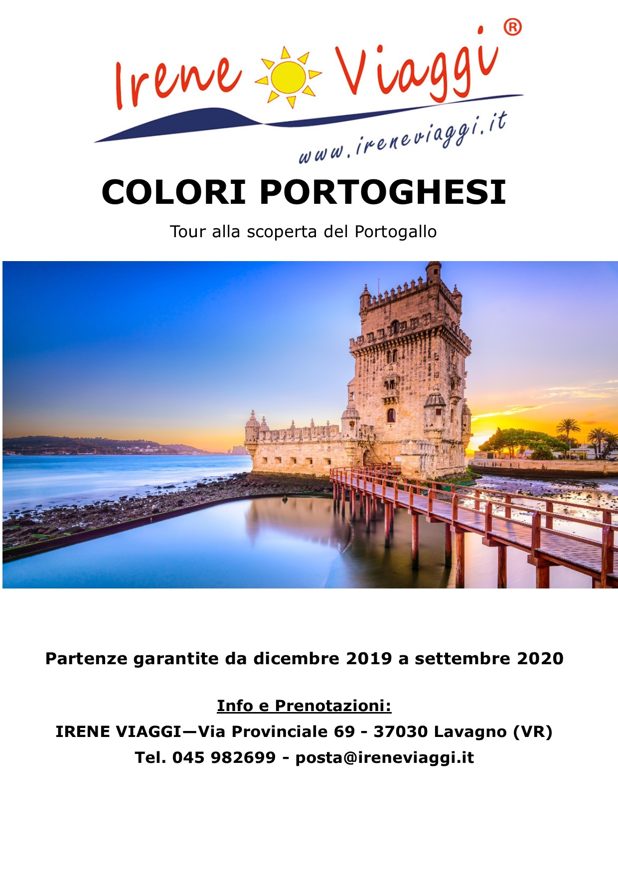 Colori portoghesi