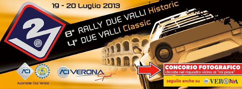 Rally Due Valli Historic
