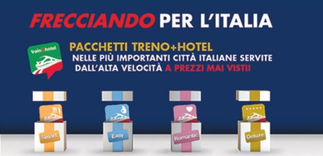 Frecciando Per L'Italia