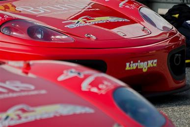 Quattro giri su pista in Ferrari 360 Challenge