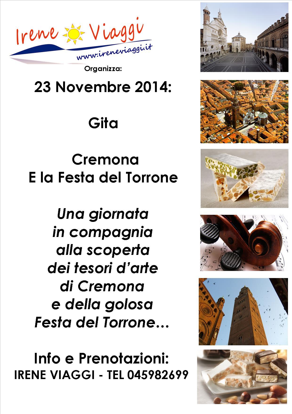 Cremona e la Festa del Torrone