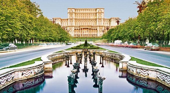 Gran Tour della Romania