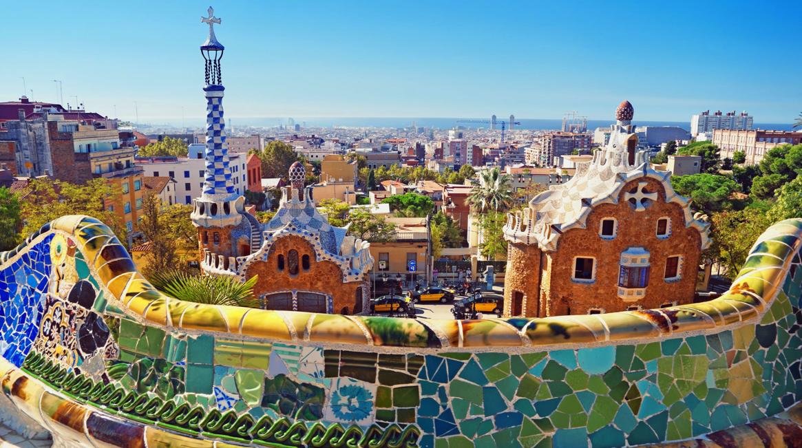 Barcellona - Madrid - Siviglia