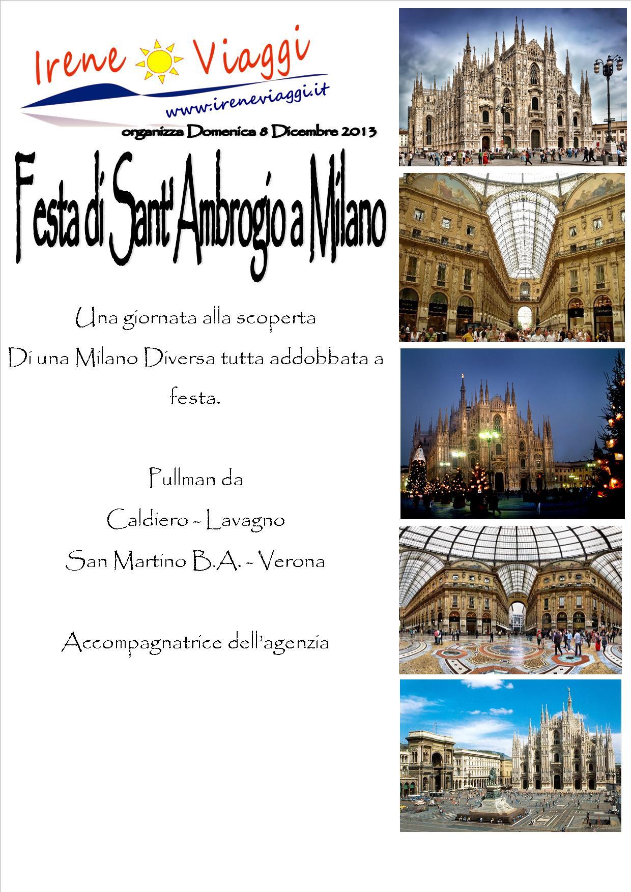 Gita a Milano