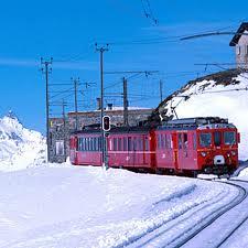 Trenino del Bernina 7 8 Giugno 2014