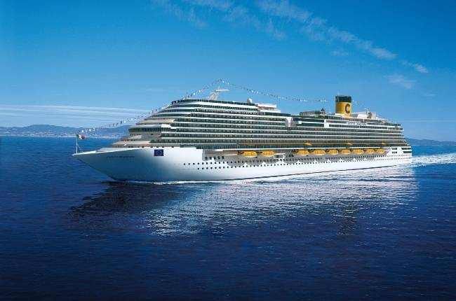 Capodanno in Crociera a bordo di Costa Diadema