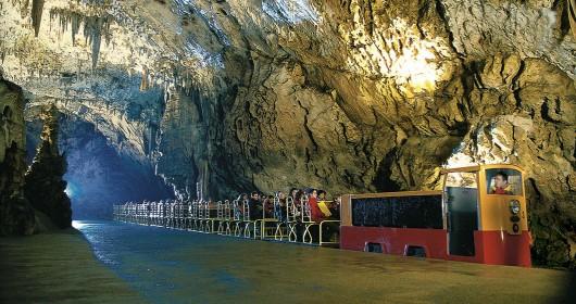 Trieste e Grotte di Posumia